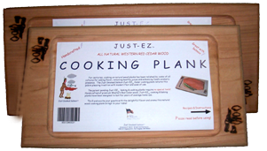 Cedar Cooking Planks Picture